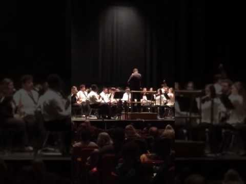 KEYS Concert Band April 9 2016 Michael Jackson Bad