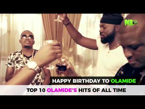 Olamides Top 10 Hit Songs Of All Time
