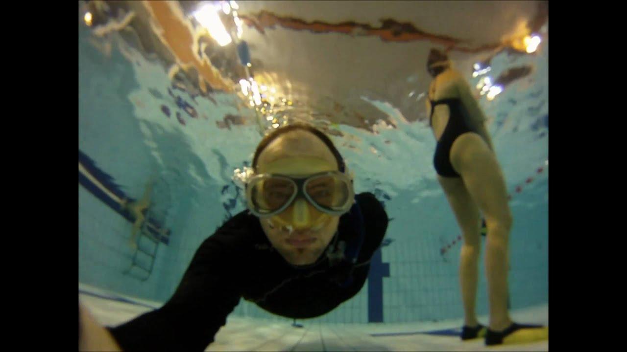 Go pro hd piscine 1 club de plongee de port la nouvelle for Club de piscine