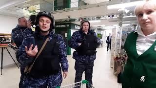 БОРЗЫЙ РОСГВАРДЕЕЦ В ТУХЛОЙ АЗБУКЕ ВКУСА.