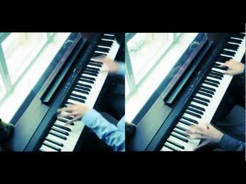 周杰倫 - 不能說的秘密 (Jay Chou - SECRET) - Piano Battle #3 (FULL DUET Piano Cover)