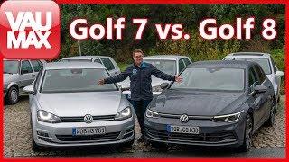 VW GOLF 8 – Darum ist er besser als sein Vorgänger! Der neue eTSI Mild-Hybrid im Fahrbericht
