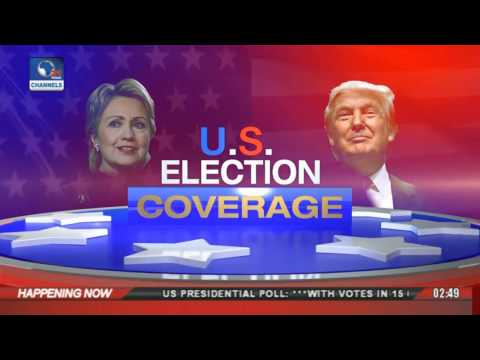 The U.S. Election Coverage Live Pt 11