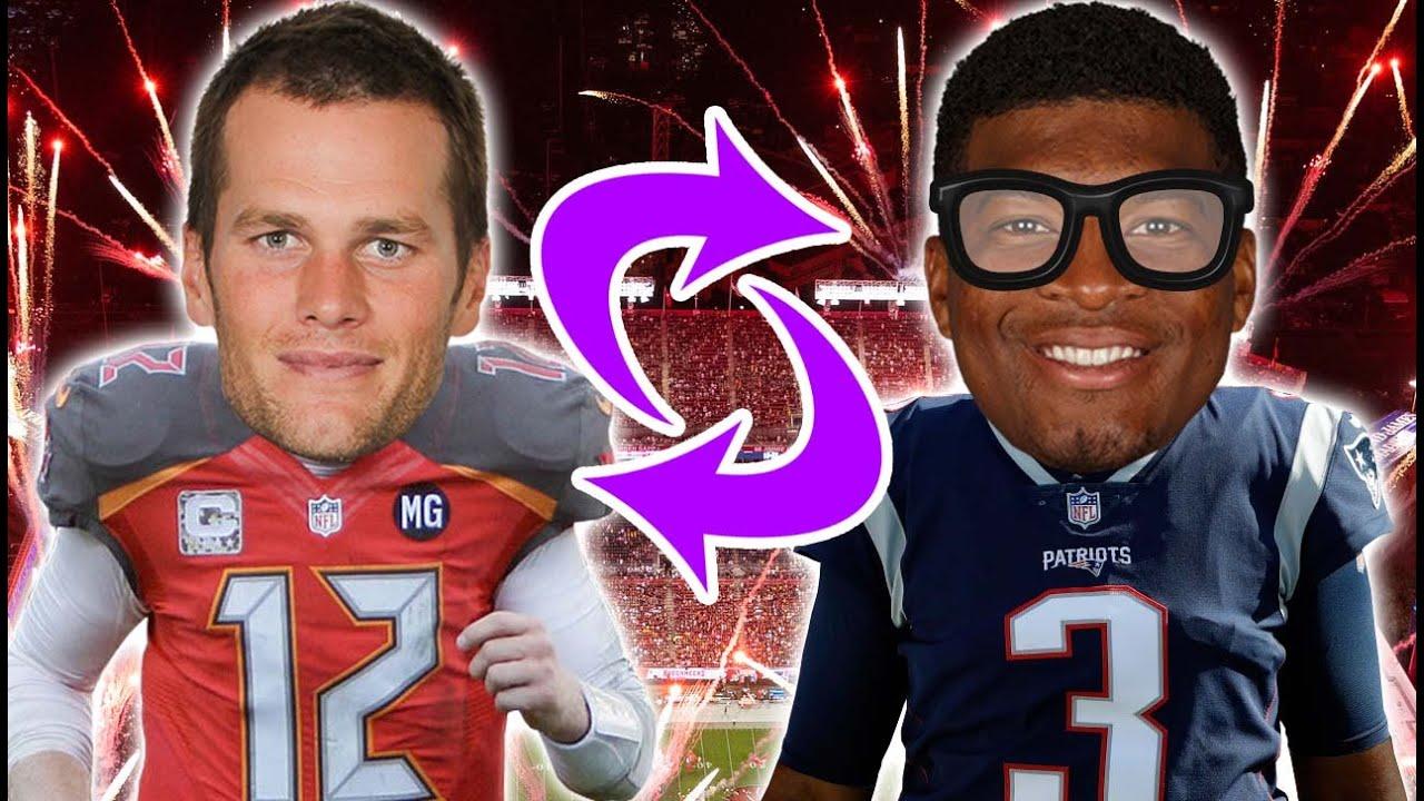 NFL: Tampa Bay Buccaneers Unveil Tom Brady's New Uniform ...
