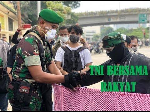 Aksi Demo 22 Mei 2019 TNI bersama Rakyat, Hidup TNI   Wonderdir Pilpres