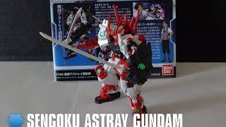 Sengoku Astray Gundam 1/144 Stop Motion & building