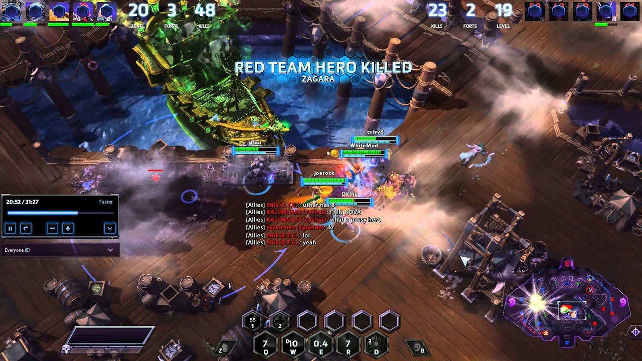 Heroes Of The Storm Build Zagara