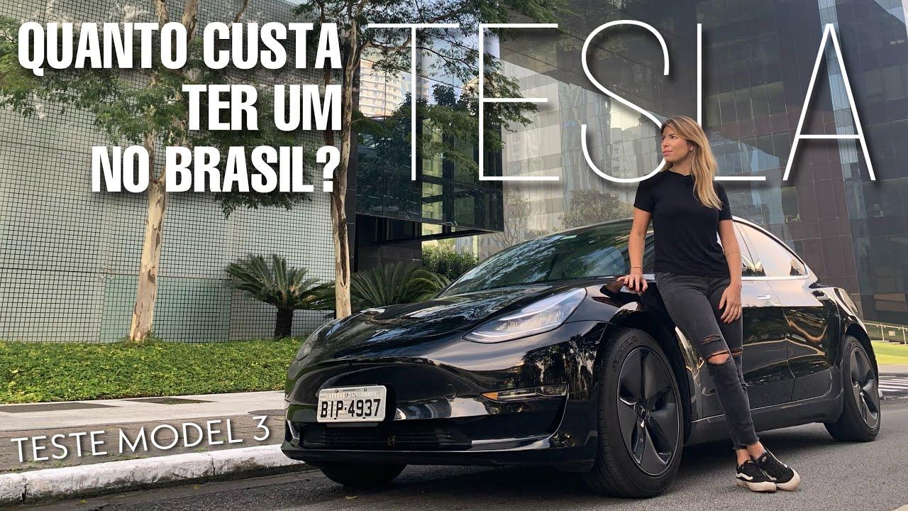 TESLA MODEL 3: quanto custa ter um Tesla no Brasil? | KS1951