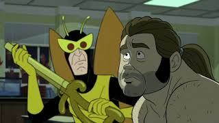 The Venture Bros. - Gary's Dream