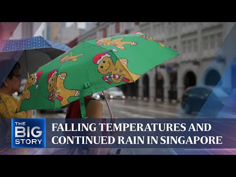 How wet weather impacts Singapore | THE BIG STORY | The Straits Times
