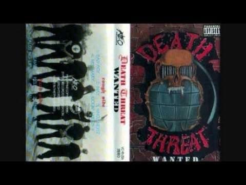 Death Threat - Wanted (Full Album)