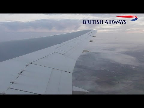 British Airways Boeing 767-336(ER) | London Heathrow to Madrid *FULL FLIGHT*