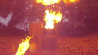 Crazy Axe Body Spray Explosion