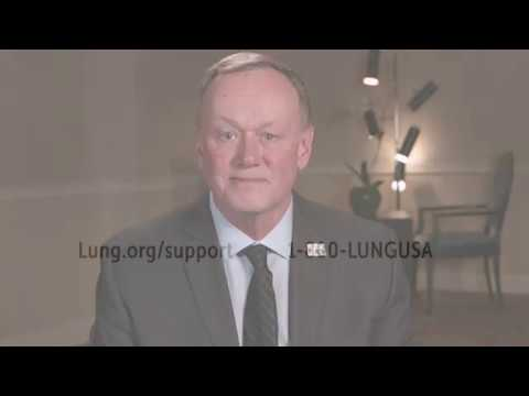 Harold P. Wimmer's Commitment to the American Lung Association