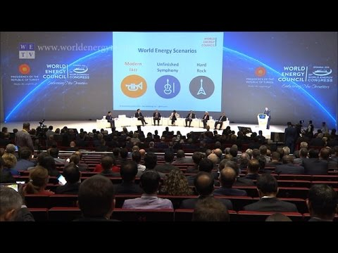World Energy Congress | Scenarios 2060: The Grand Transition