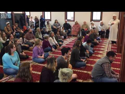 Belleville Mosque Open House