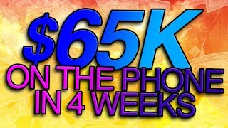 Final Expense Agents - How I Made 💲65k in 4 Weeks On The Phone - Big Money Monday 💰