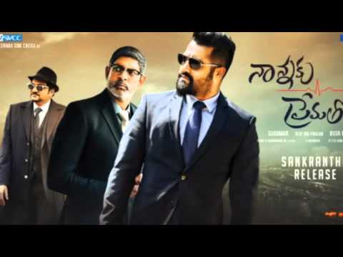Nannaku Prematho Titles BGM - DSP (Dedicated to Sathyamurthy Garu)