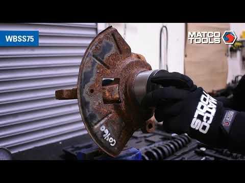 Hub/Wheel Bearing Service Set - WBSS75