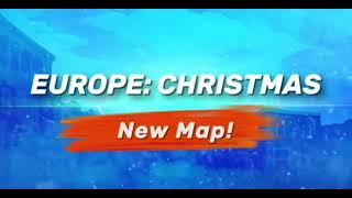 | NEW MAP GUNS OF BOOM | Europe : Christmas |