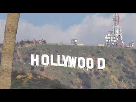 Большое путешествие в Америку.  Лос Анжелес. Голливуд. ч.1.
