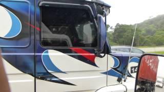 Scania 143 V8 Stereo sound !