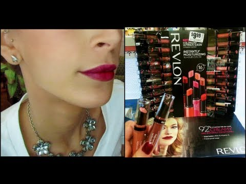 Revlon Colorstay Ultimate Suede Lipstick First Impression Review   LeighAnnSays thumbnail