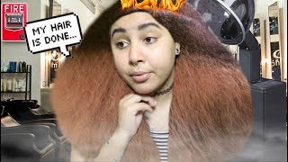 STORYTIME: THEY FRIED MY HAIR OFF! DOMINICAN BLOW OUT HORROR STORY