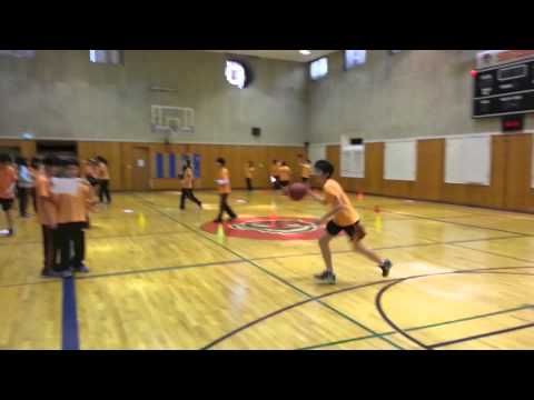 Basketball Skills Assessment PE