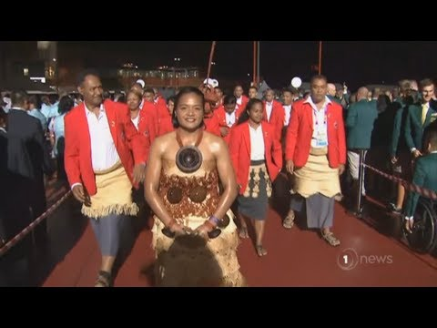Body blow to Tonga's Government at Commonwealth Games opening ceremony