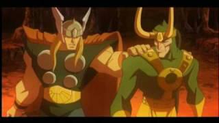 Hulk Vs Thor Animated Film: Thor and Loki Go To Hell
