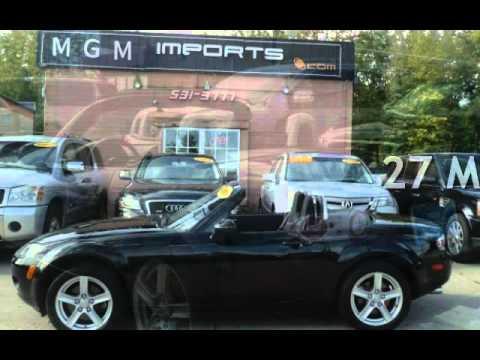 Mazda mx 5 v6 ficha tecnica velocidad maxima del miata for Prestige motors malden ma