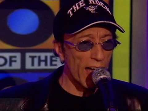 Robin Gibb-Love Hurts-Top Of The Pops