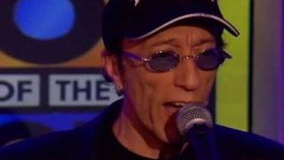 Watch Robin Gibb Love Hurts video