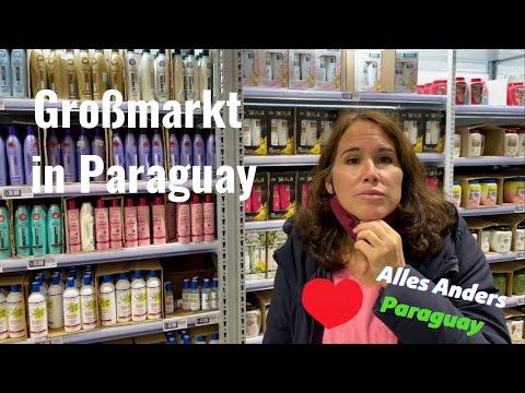 Großmarkt  in Paraguay