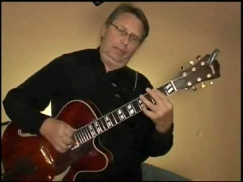 My Favorite Things - Fingerstyle Guitar - Lesson Demo