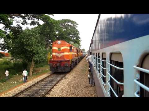 Coimbatore Lokmanya Tilak Express with a Surprise