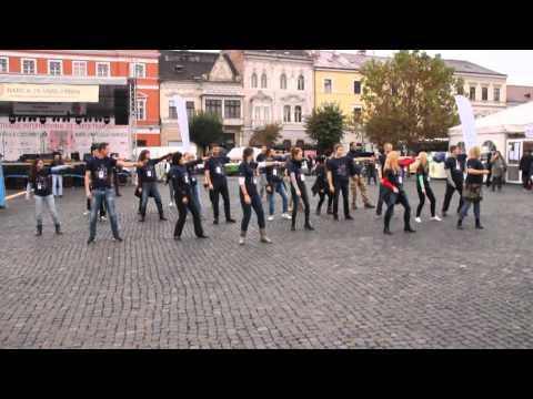 Flashmob 1 Cluj