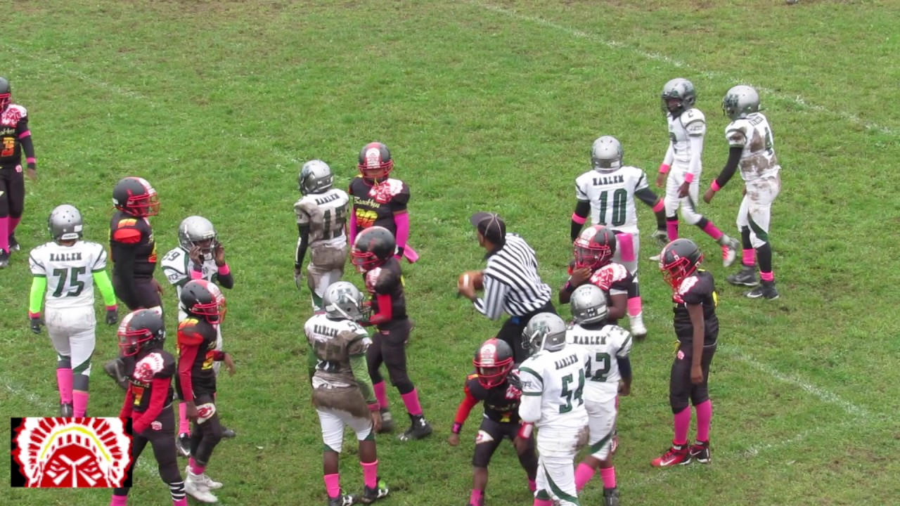 HARLEM JETS VS BROOKLYN CHIEFS...