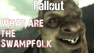 Theories, Legends and Lore: Fallout Universe-  What are The Swamp Folk?