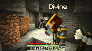 Minecraft CO-OP /w Alex, oNNe, Int3rNe7, [Mina abandonata] #3