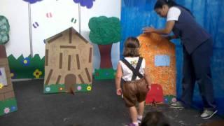 Apresentação Mariana Os Tres Porquinhos Projeto Expoletra thumbnail