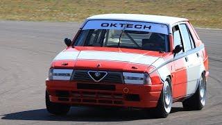 Alfa Romeo 75 V6 Busso 4.0L OKTECH - PURE SOUND & ACTION
