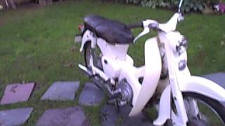 Video 1967 honda ca100 download MP3, 3GP, MP4, WEBM, AVI, FLV April 2018