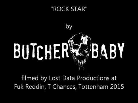 BUTCHER BABY - Rockstar (official video)