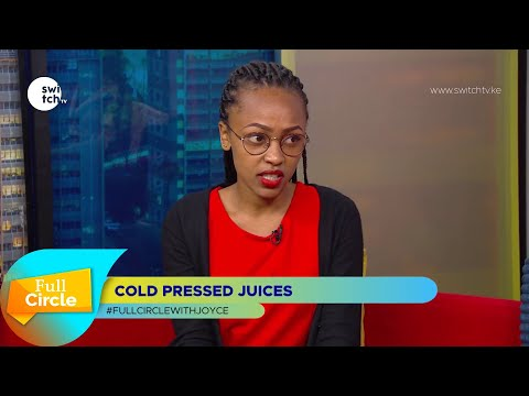 How Is Cold Pressed Juice Made?