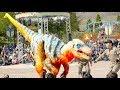 超恐竜体験『DINO-A-LIVE』那須ハイランドパーク タウンセンター 15:00~