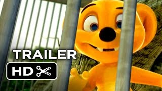 Amazon Jack Official Trailer (2014) - Jørgen Lerdam Children