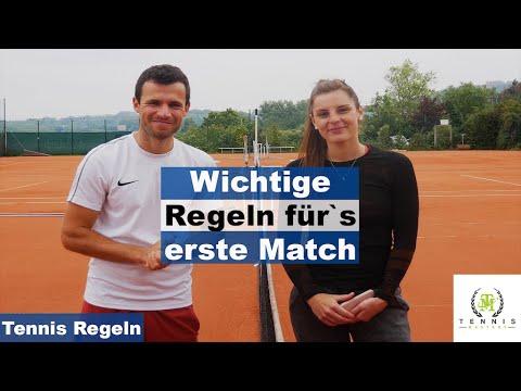 Regeln Beim Tennis