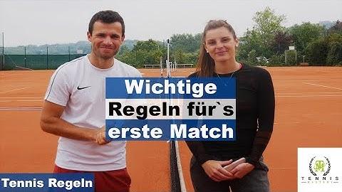 Wichtige Regeln beim Match für Anfänger | Tennis Regeln | Tennis Mastery